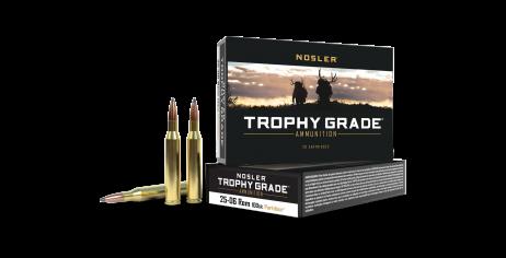 25-06 Rem 100gr Partition Trophy Grade Ammunition