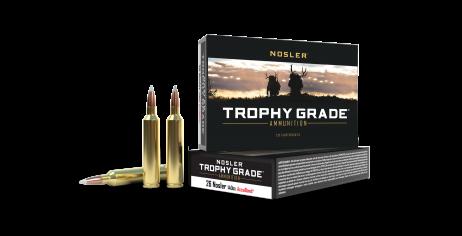 26 Nosler 140gr AccuBond Trophy Grade Ammunition
