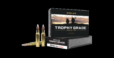 Trophy Grade 260 Rem 130gr AccuBond Ammunition