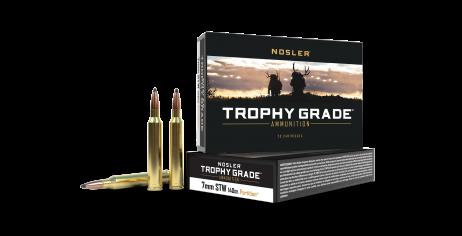 7mm STW 140gr Partition Trophy Grade Ammunition