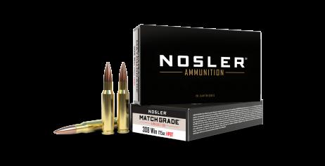 308 Win 175gr Custom Competition Match Grade Ammunition