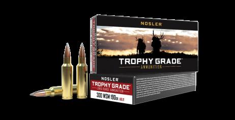 300 WSM 190gr AccuBond Long Range Trophy Grade Ammunition
