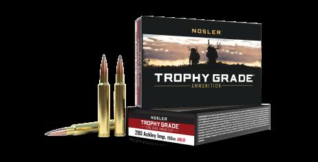 280 Ackley Imp 150gr AccuBond Long Range Trophy Grade Ammunition