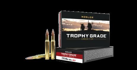 270 Win 150gr AccuBond Long Range Trophy Grade Ammunition