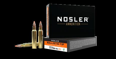 223 Remington 40gr Ballistic Tip Lead Free Varmint Ammunition