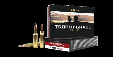 6.5 PRC 142gr AccuBond Long Range Trophy Grade Ammunition